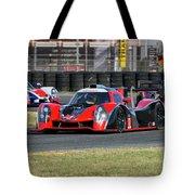 Ligier Js P3 Le Mans Prototype 3 Lmp3 Tote Bag