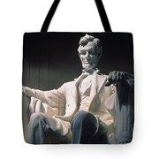 Lincoln Memorial: Statue Tote Bag