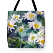 Little Asters Tote Bag