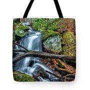 Little Laurel Branch Tote Bag