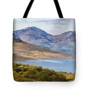 Loch Arklet And The Arrochar Alps Tote Bag
