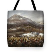 Lookout Mountain, 1863 Tote Bag by Granger