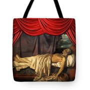 Lord Byron On His Death Tote Bag