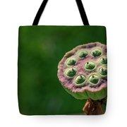 Lotus Seeds Tote Bag