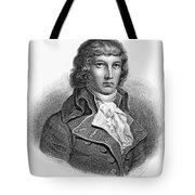 Louis Saint-just (1767-1794) Tote Bag