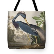 Louisiana Heron  Tote Bag