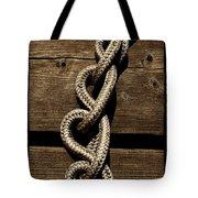 Love Knots Tote Bag