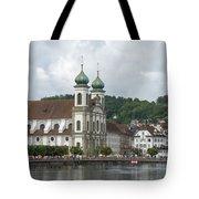 Lucerne Switzerland Tote Bag
