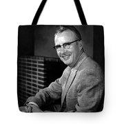 Luis Alvarez, American Physicist Tote Bag