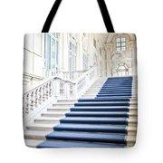 Luxury Interior In Palazzo Madama, Turin, Italy Tote Bag