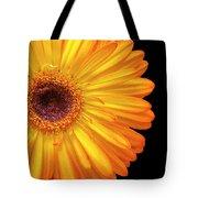 Macro Shot Of Flower Tote Bag