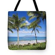 Makena, Maluaka Beach Tote Bag