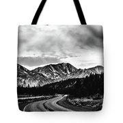 Mammoth Lakes Area Of California Tote Bag