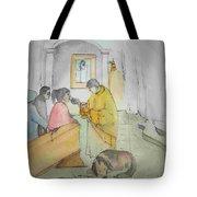 Mangia It Is Italy Album Tote Bag