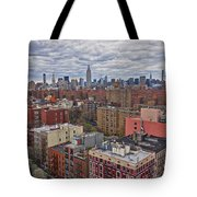 Manhattan Landscape Tote Bag