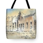 Marysville Ghost Town Montana Tote Bag