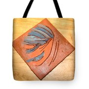 Mask - Tile Tote Bag