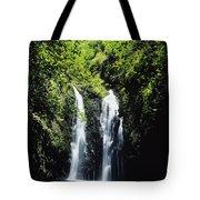 Maui Waterfall Tote Bag