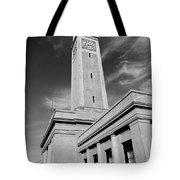 Memorial Tower - Lsu Bw Tote Bag