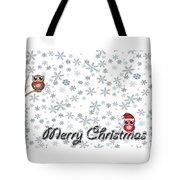 Christmas Card 8 Tote Bag