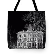 Milam County Courthouse Tote Bag