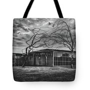 Modern Art Museum Of Fort Worth Tote Bag