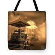 Monk Tote Bag