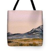 Montana Landscape Tote Bag