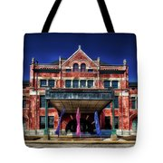 Montgomery Union Station Tote Bag