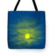 Moon Face Tote Bag
