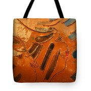 Morning - Tile Tote Bag