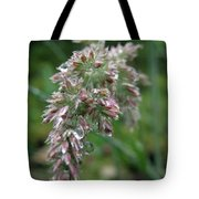 Morning Dewdrops Tote Bag