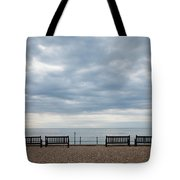 Morning View From Kingsdown Tote Bag