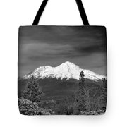 Mt Shasta Tote Bag