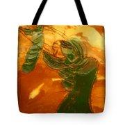 Mums Love - Tile Tote Bag