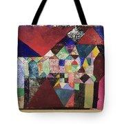 Municipal Jewel Tote Bag