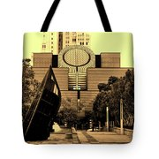 Museum Of Modern Art - San Francisco Tote Bag