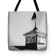 Nantucket Weather Vane Tote Bag