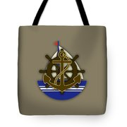 Nautical Collection Tote Bag