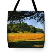 Ncdot Wildflowers Tote Bag