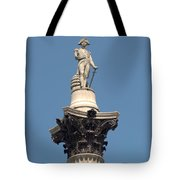 Nelsons Column Tote Bag