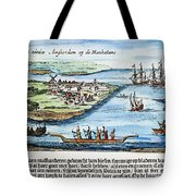 New Amsterdam Tote Bag