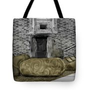 Newgrange Ireland Tote Bag
