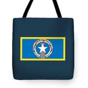 Northern Marianas Flag Tote Bag