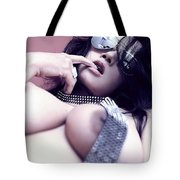 Nude Photos Tote Bag