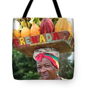 Nutmeg Woman. Tote Bag