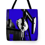 Oil Well Pump #3 Tote Bag