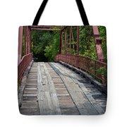 Old Alton Bridge  Tote Bag