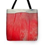 Old Car Hood Tote Bag