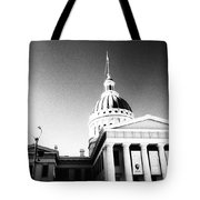 Old Courthouse Tote Bag